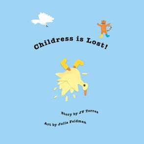 Lost_Childress_Cover_for_Kindle
